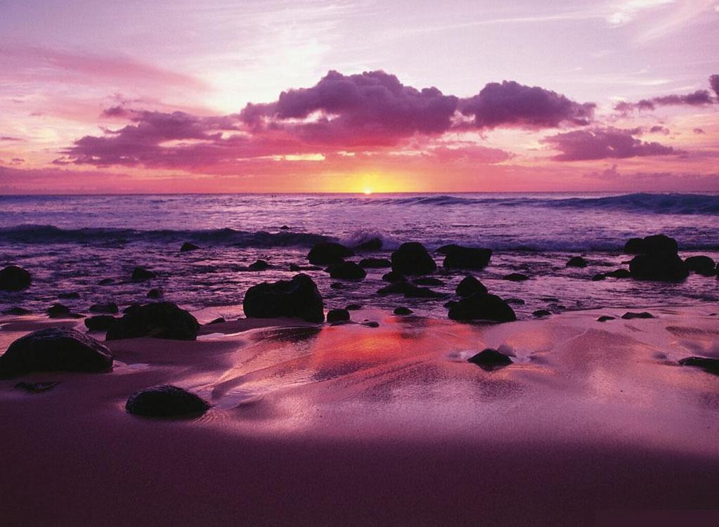 Фото самый красивый закат