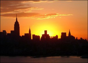 Sunrise-New-York