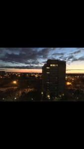 Estabrook Sunset